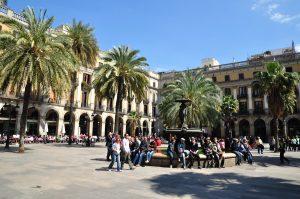 Ruta por el casco antiguo de Barcelona