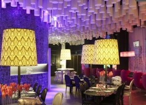 restaurante B lounge