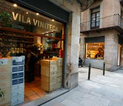 vilaviniteca tienda barcelona