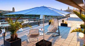 Discotecas con terraza en Barcelona