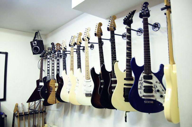 Clases de guitarra en Barcelona