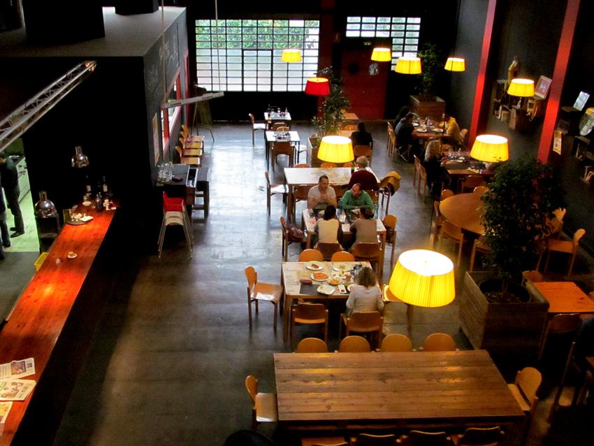 Caf s vintage de barcelona shbarcelona diario de viaje barcelona - Mobles vintage barcelona ...