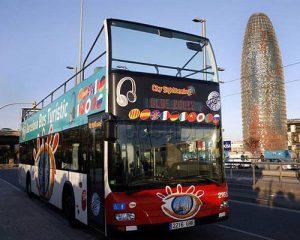 Rutas del Bus Turístic de Barcelona