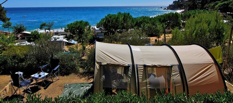 Acampar En Barcelona
