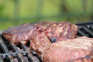 imagen de carne a la brasa