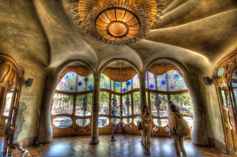 Arquitectura modernista en barcelona shbarcelona - Arquitectura barcelona ...