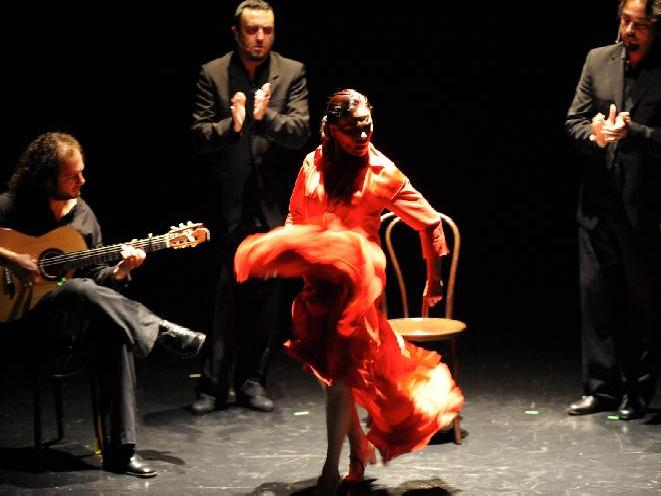 clases de flamenco en Barcelona