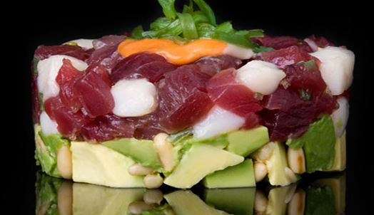 sushi para llevar barcelona