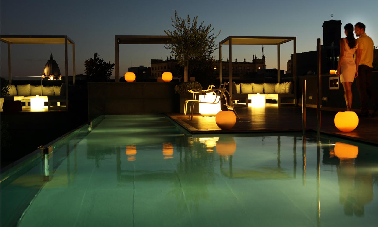Terrazas con encanto en barcelona diario de viaje barcelona gu a de eventos cultura y - Terrazas chill out ...