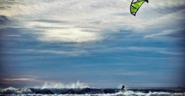 kitesurf deporte barcelona