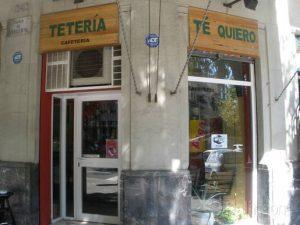 Mejores teterías de Barcelona, L'Eixample