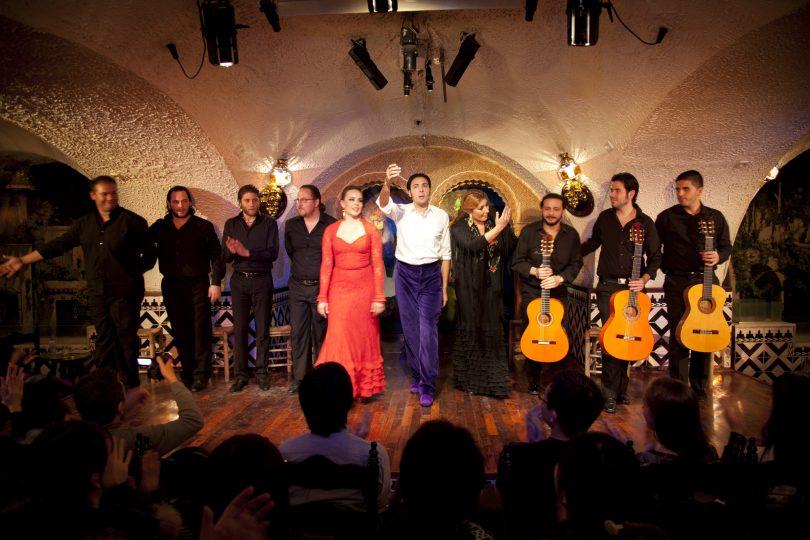 Restaurantes con flamenco en Barcelona