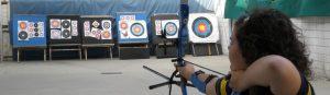 Practicar tiro con arco en Barcelona