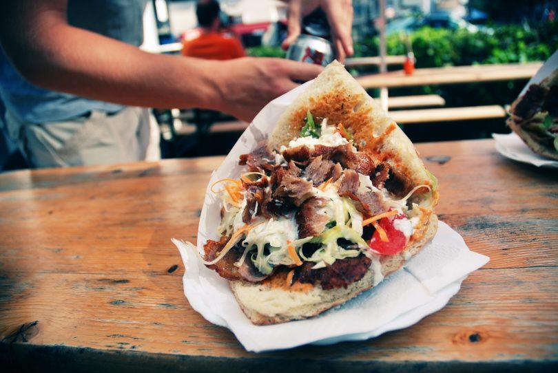kebab raval