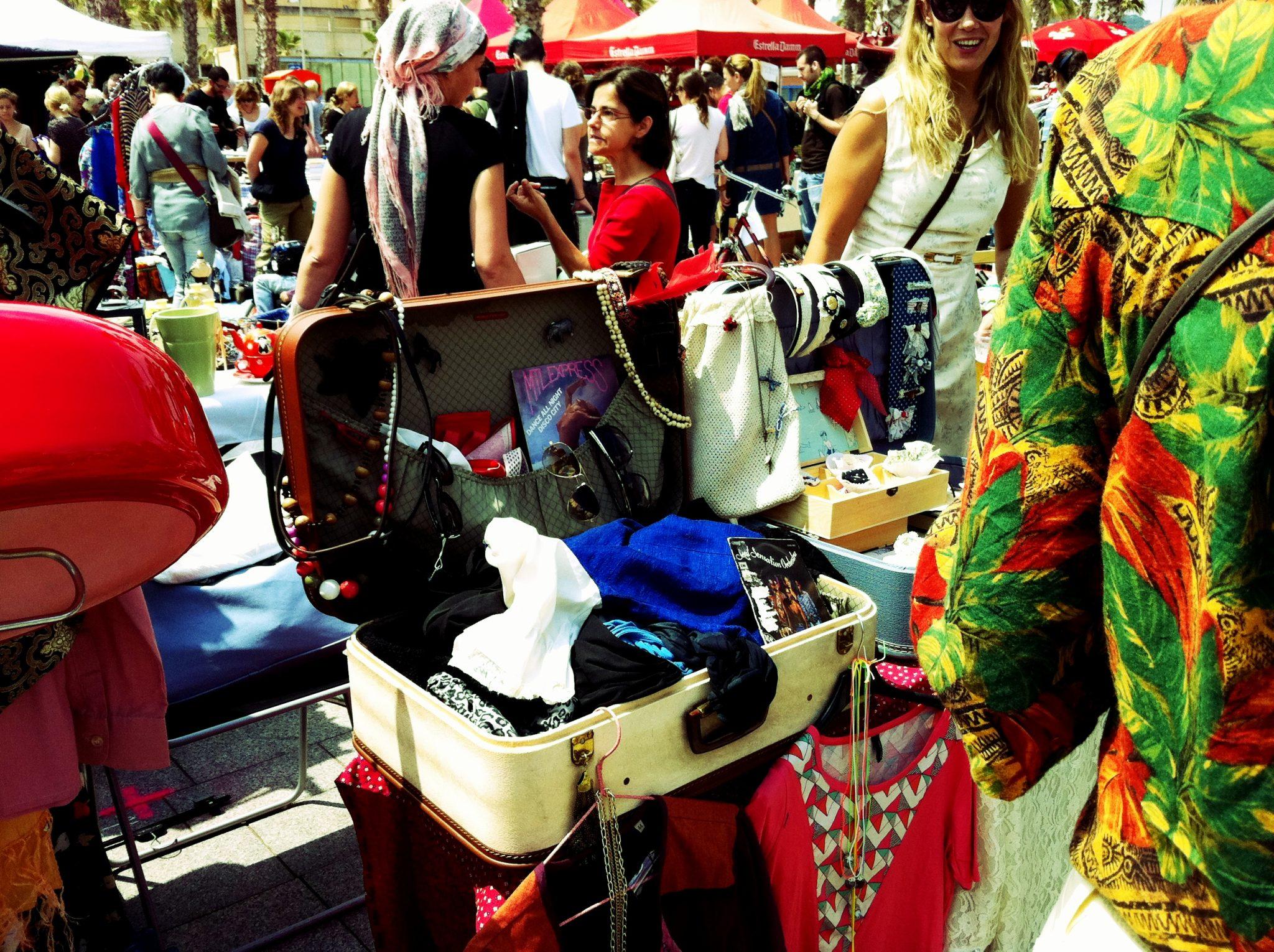 Cosas que hacer en verano en barcelona - Mercadillos segunda mano madrid ...