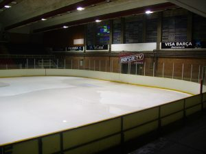 pista de hielo barcelona