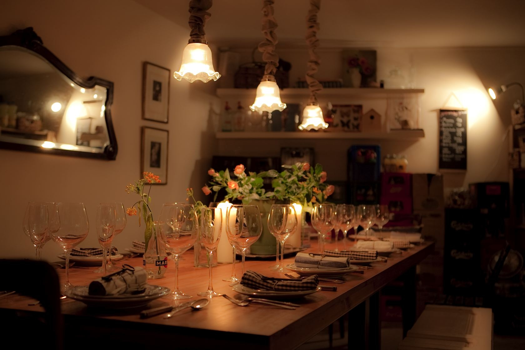 Cena para grupos en barcelona - Restaurante ken barcelona ...