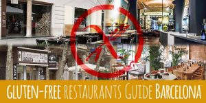Dónde comer sin gluten en Barcelona