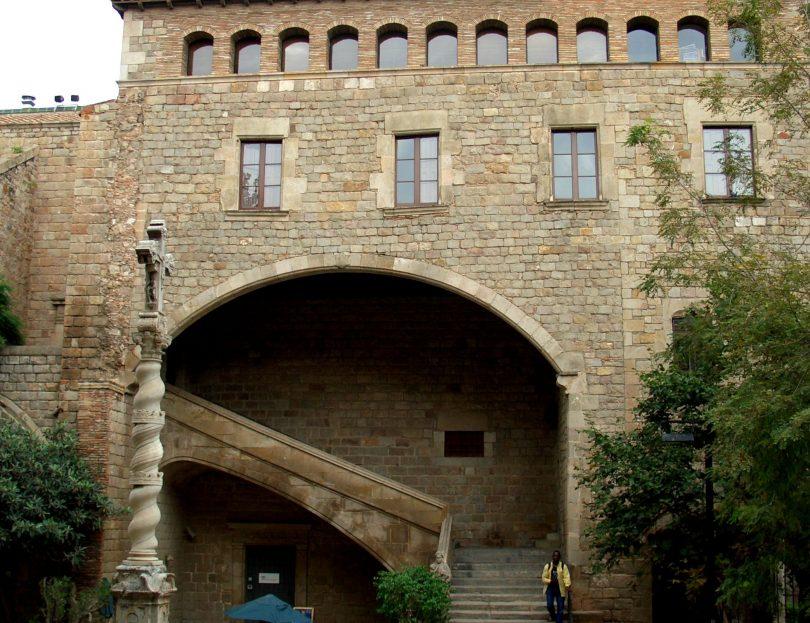 biblioteca de catalunya raval