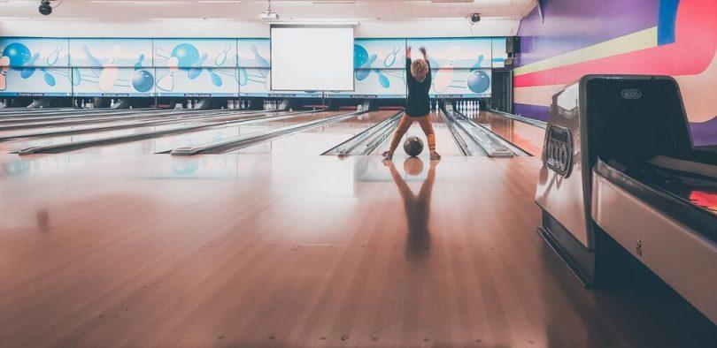 bowling diagonal