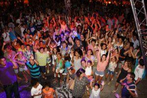 Fiestas de Sants 2015
