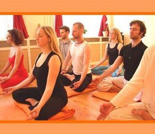 cursos de meditación