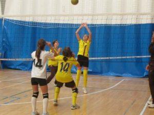 Escuelas de voleibol en Barcelona