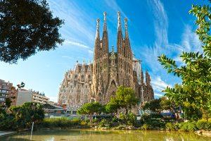 Parques bonitos en Barcelona
