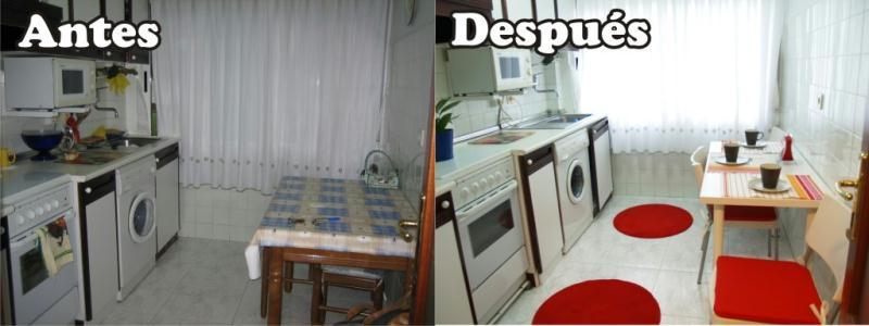C mo decorar tu piso de alquiler shbarcelona diario de - Como amueblar un piso ...