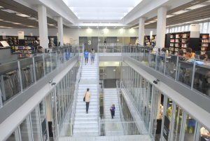Bibliotecas que abren los domingos en Barcelona
