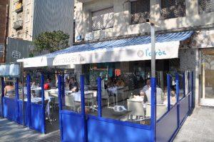 Paellas en la Barceloneta