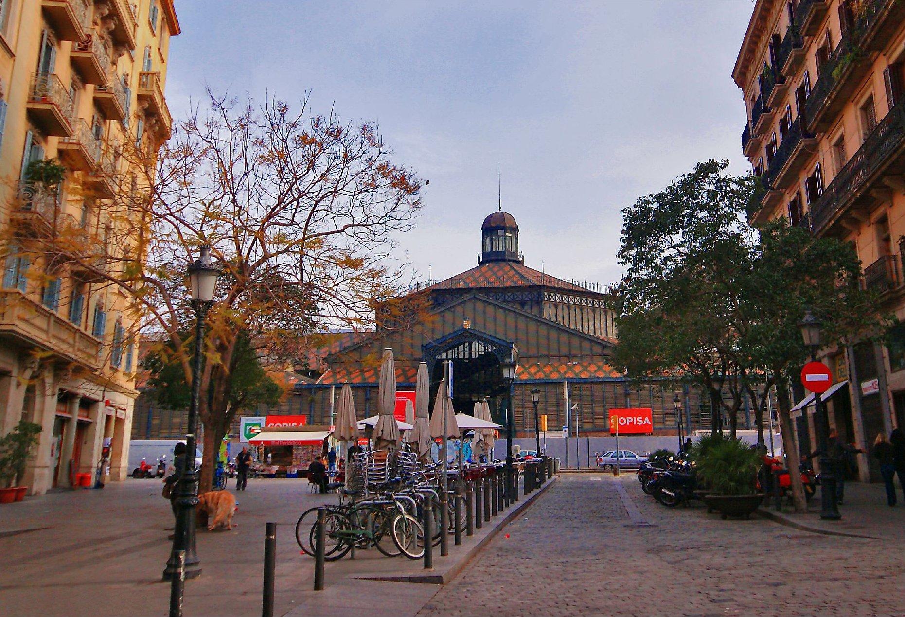 Vayamos de ruta por el born for Hoteles en el born de barcelona