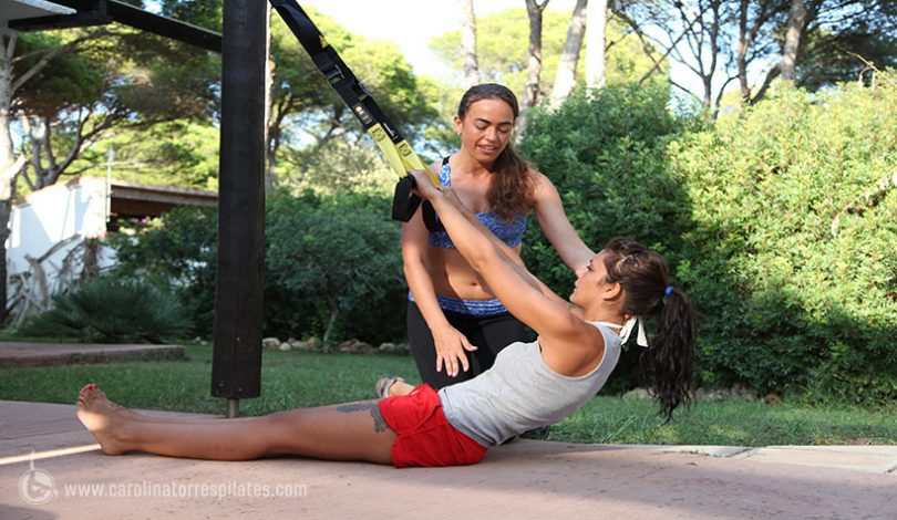 Pilates a domicilio