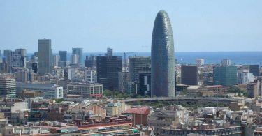 edificios del distrito tecnologico barcelona