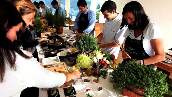 Clases De Cocina | Cursos De Gastronomia En Barcelona