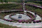 parc central del poble nou