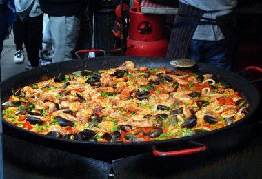 donde comer paella en barcelona