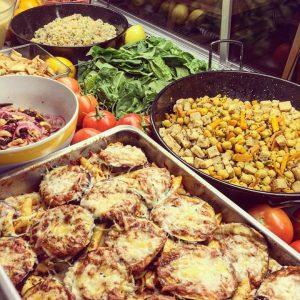 restaurantes vegetarianos en gracia