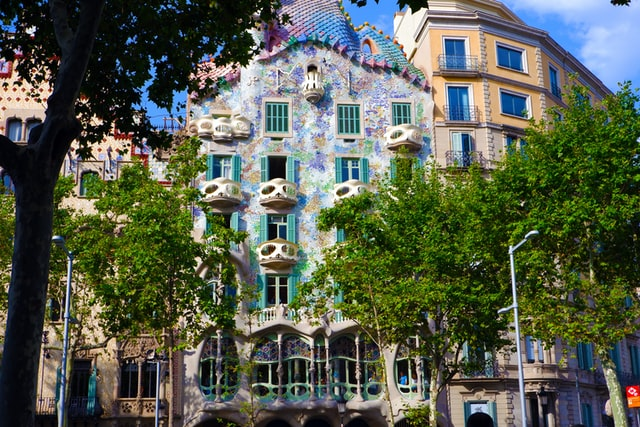 Casa Batlló passeig de gràcia