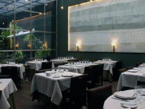 Restaurantes de Barcelona con salón privado