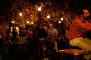 Bares de noche en el Gótico