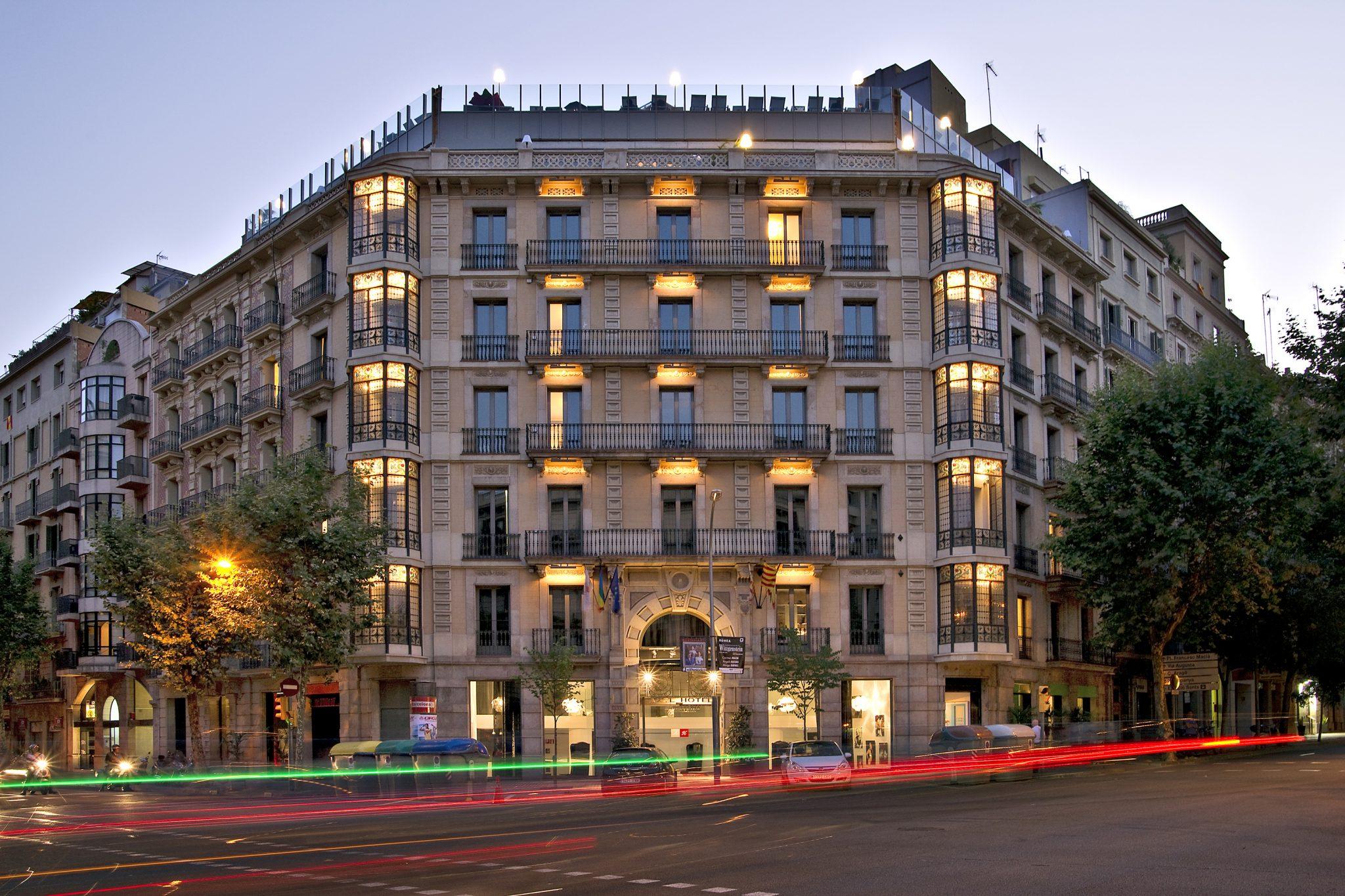 Hoteles gays en barcelona Hoteles en barcelona ciudad