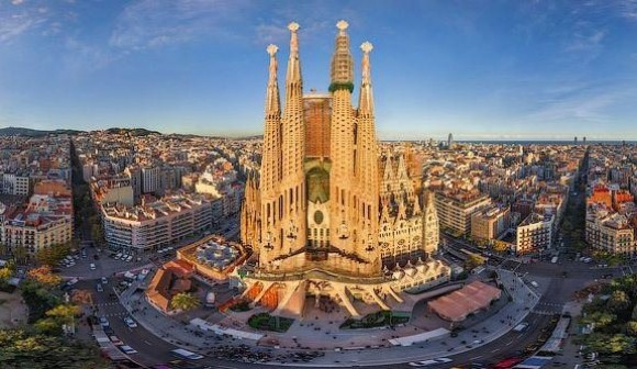 Resultado de imagen para sagrada familia barcelona