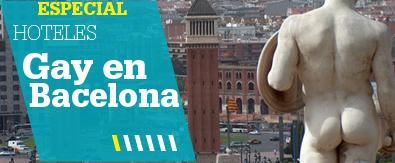 Hoteles gays en Barcelona