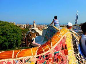 visitar el parque guell de barcelona