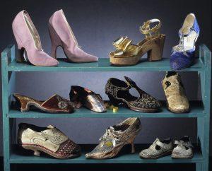 zapatos vintage en barcelona