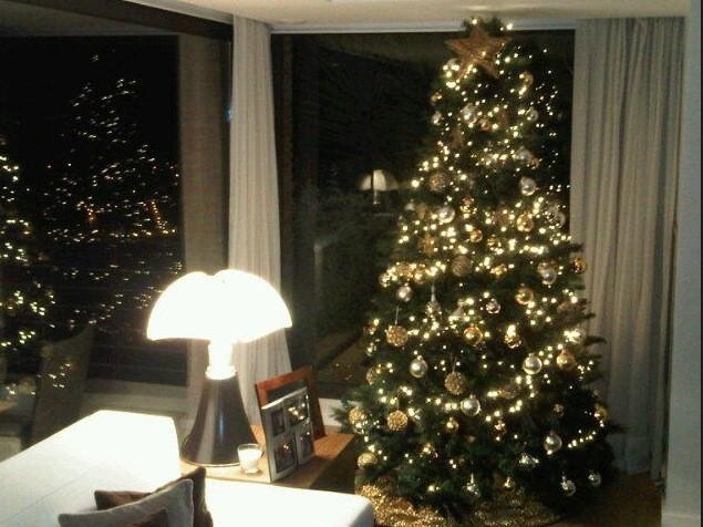 Rboles de navidad en barcelona - Arbol navidad casa ...