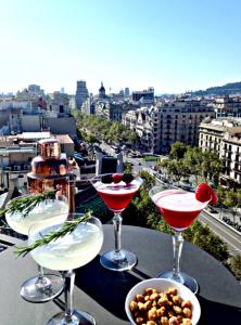 Brunch con terraza en Barcelona