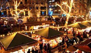 Mercados de Navidad de Barcelona