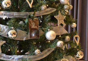 Árboles de Navidad en Barcelona